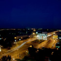 Холидей Инн Московские ворота
